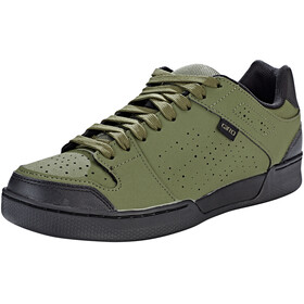 Giro Jacket II Shoes Men black/olive